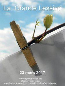 grande lessive 23 mars