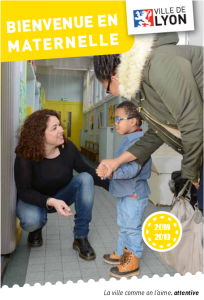 Bienvenue à la maternelle 2018