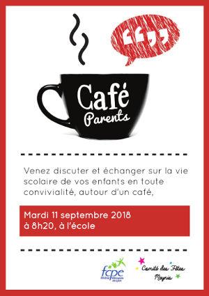Café parents Meynis septembre 2018